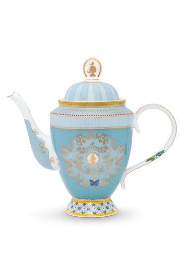 Tea Pot Ornament Pip 10 Years