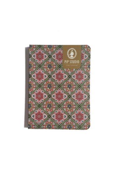 Notitieboekje Klein Tiles Roze
