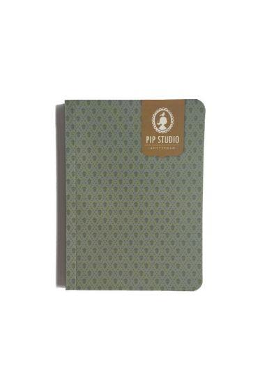 Notebook Small Acorn Green