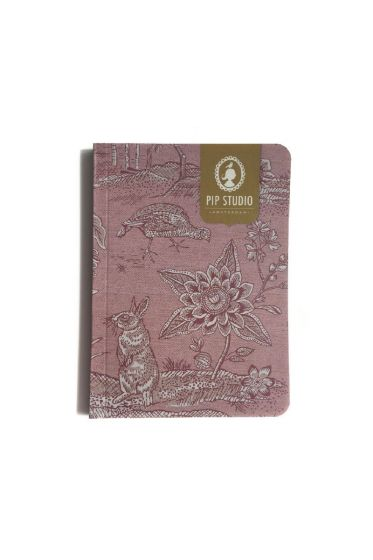 Notitieboekje Klein Forest Duotone Roze