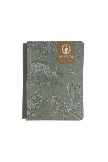 Notitieboekje Klein Forest Duotone Groen