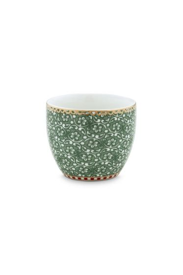 Spring to Life Egg Cup green
