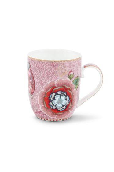 Spring to Life Tasse klein Rosa