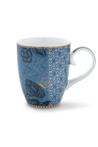 Spring to Life Tasse groß Blau