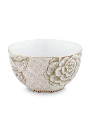 Spring to Life Bowl 15 cm off white