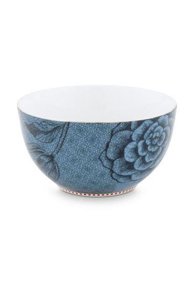 Spring to Life Bowl 15 cm blue