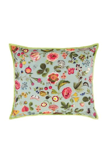 Pillowcase Woodsy green