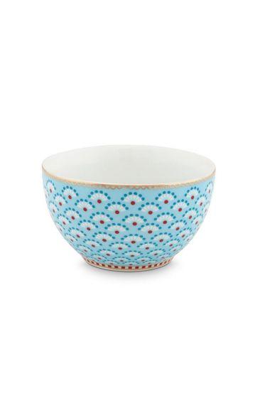 Floral Bowl Bloomingtails 9,5 cm Blue