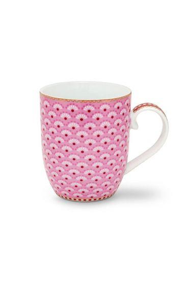 Floral Mug Small Bloomingtails Pink