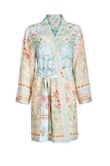 Kimono lange Ärmel Darjeeling multicoloured