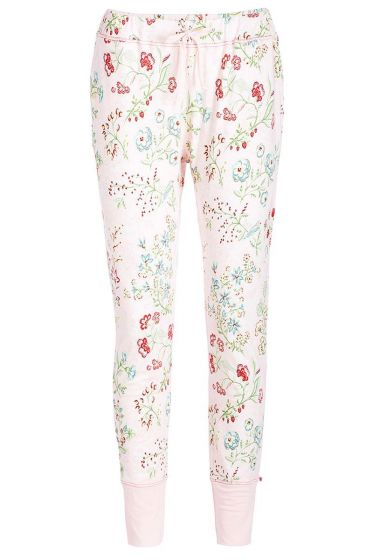 Long trousers Jaipur Flower pink