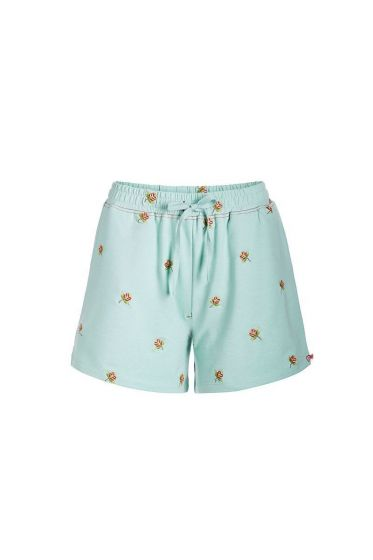 Short trousers Jaipur Dot blue