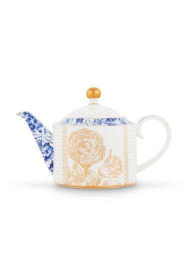 Royal White Teekanne klein