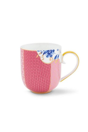 Royal Mug Large Pink