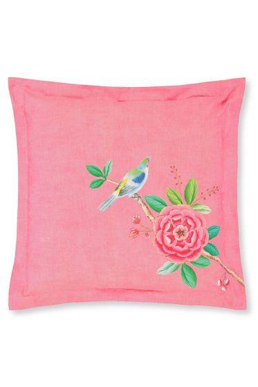 Sierkussen Good Morning roze