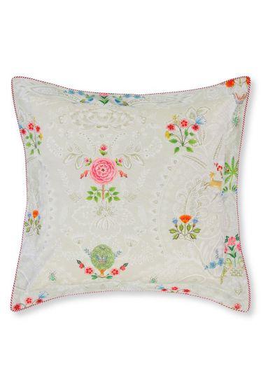 Cushion Yes Madam square Khaki