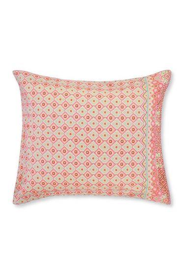 Kussensloop Nilgirig roze