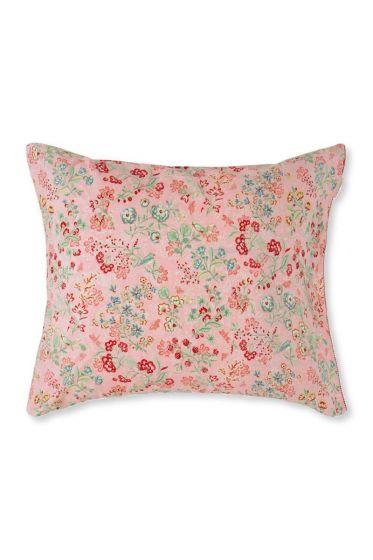 Kissenbezug Jaipur Flower rosa