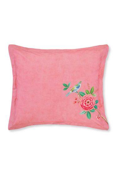 Pillowcase Good Morning Pink