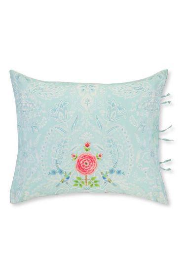 Pillowcase Yes Madam Blue