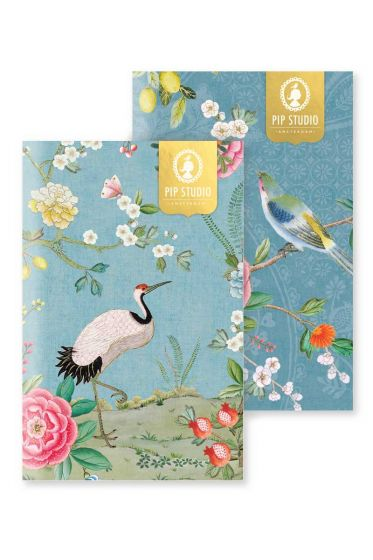 Set of 2 Notebooks A5 Good Morning