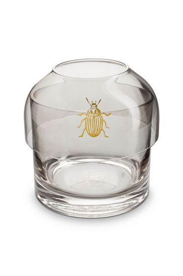 Stackable Glass Vase Spring to Life Off White 13,7cm