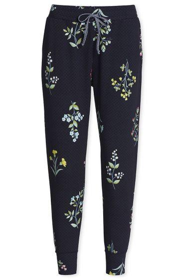 Trousers Long Winter Wonderland XL Dark blue