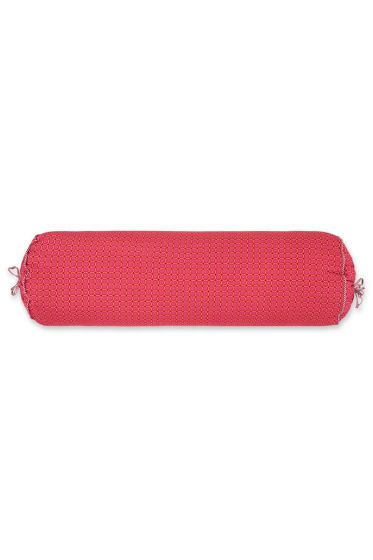 Neck roll Latika Red