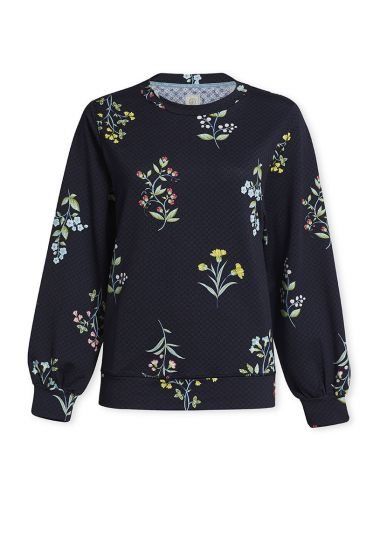 Sweater Winter Wonderland Dark blue