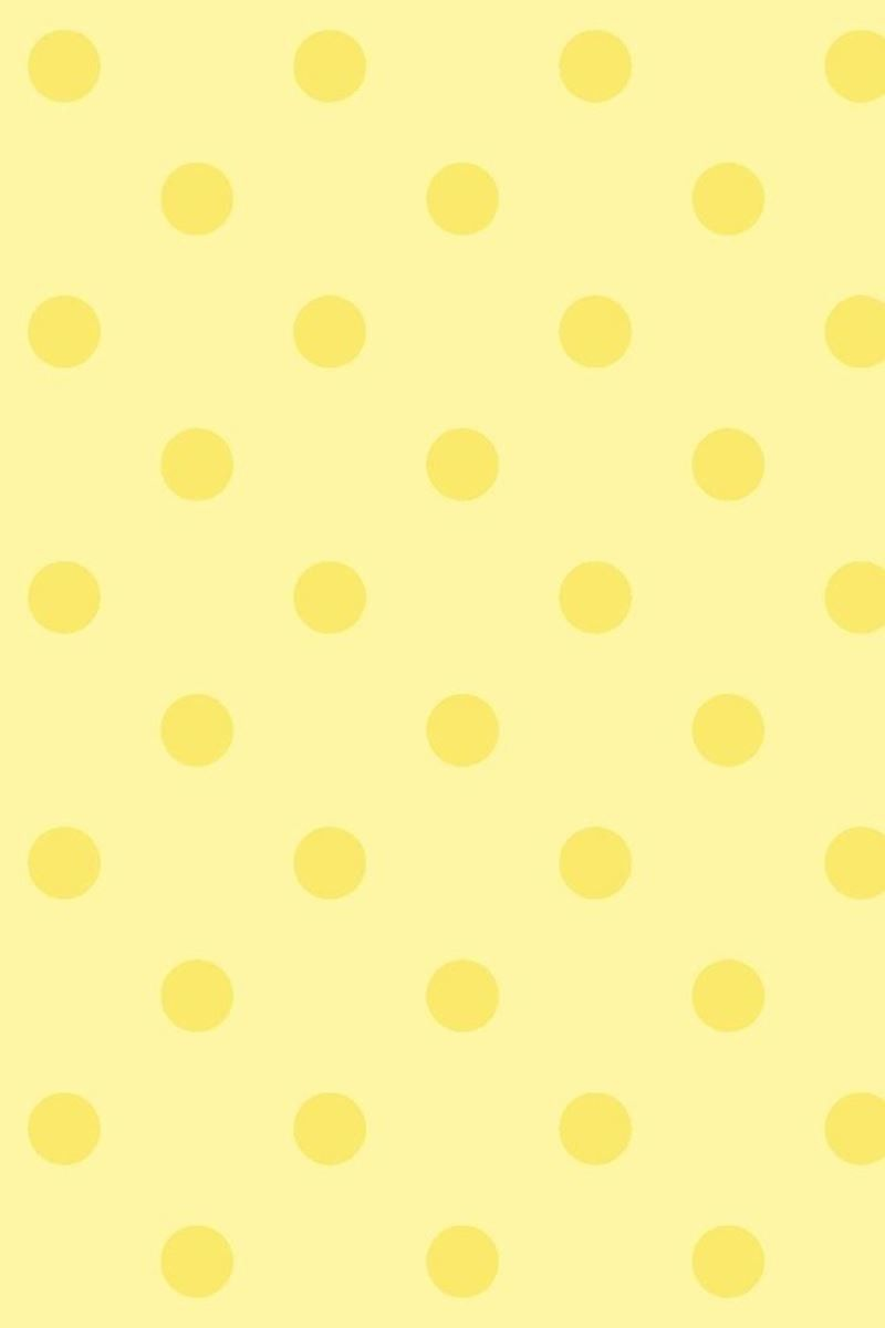Dots Wallpaper Yellow Pip Studio The Official Website