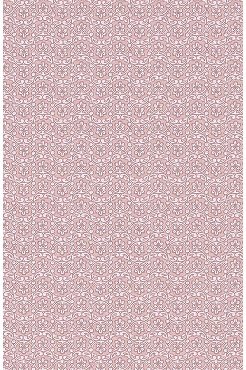 Lacy Wallpaper Soft Pink Pip Studio