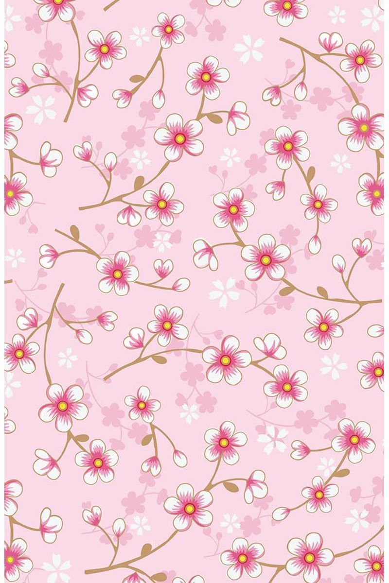 Cherry Blossom Wallpaper Pink Pip Studio The Official Website