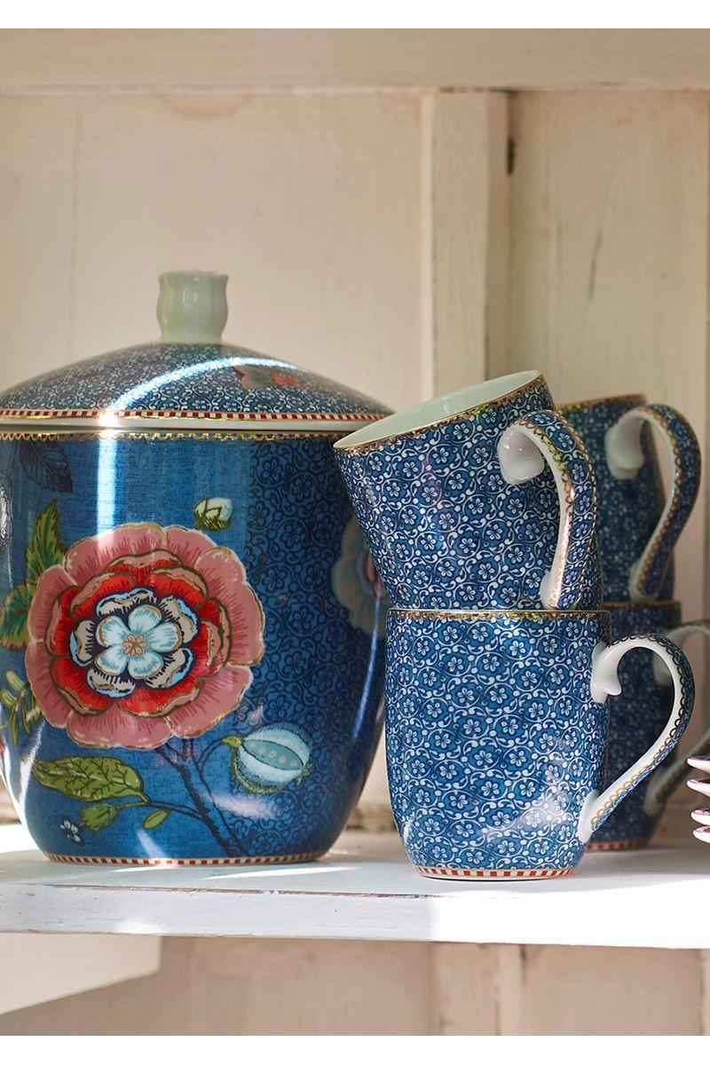 06ce2e16c27 Spring to Life Mug Small Blue | Pip Studio the Official website