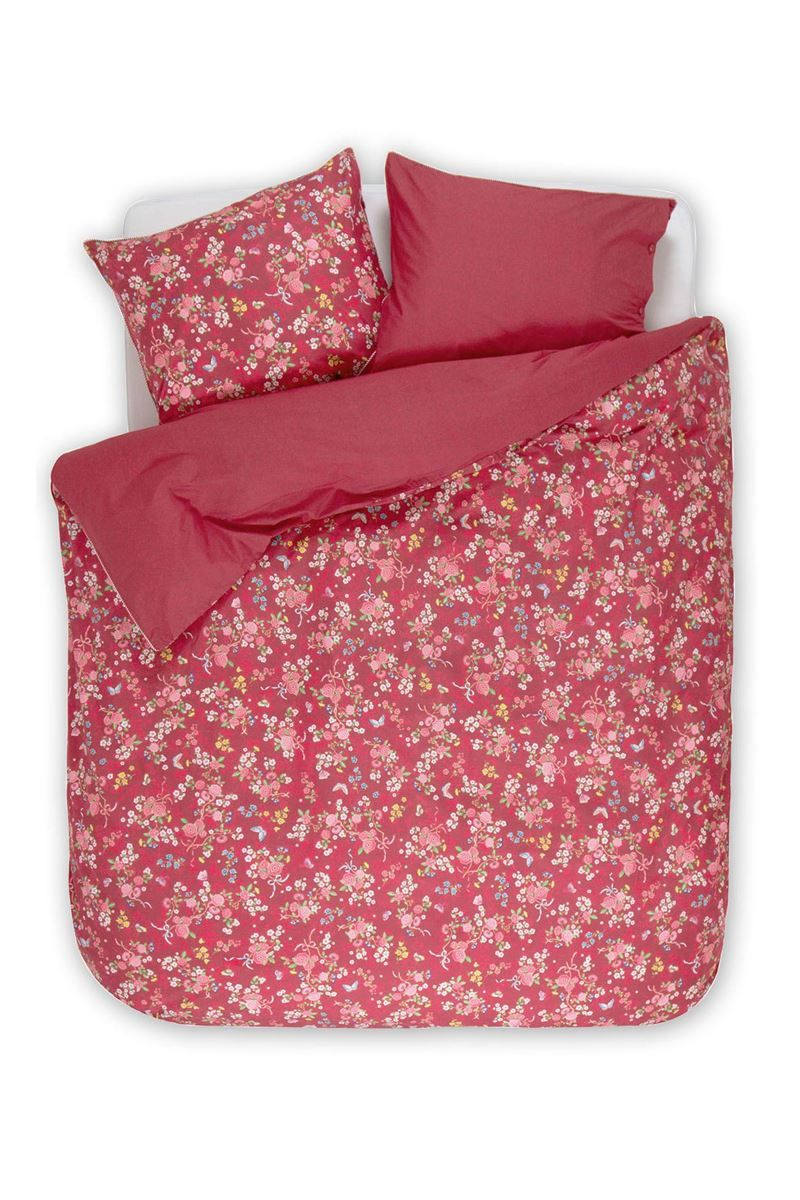 Duvet Cover Chinese Rose Bouquet Red Pip Studio The Official Website