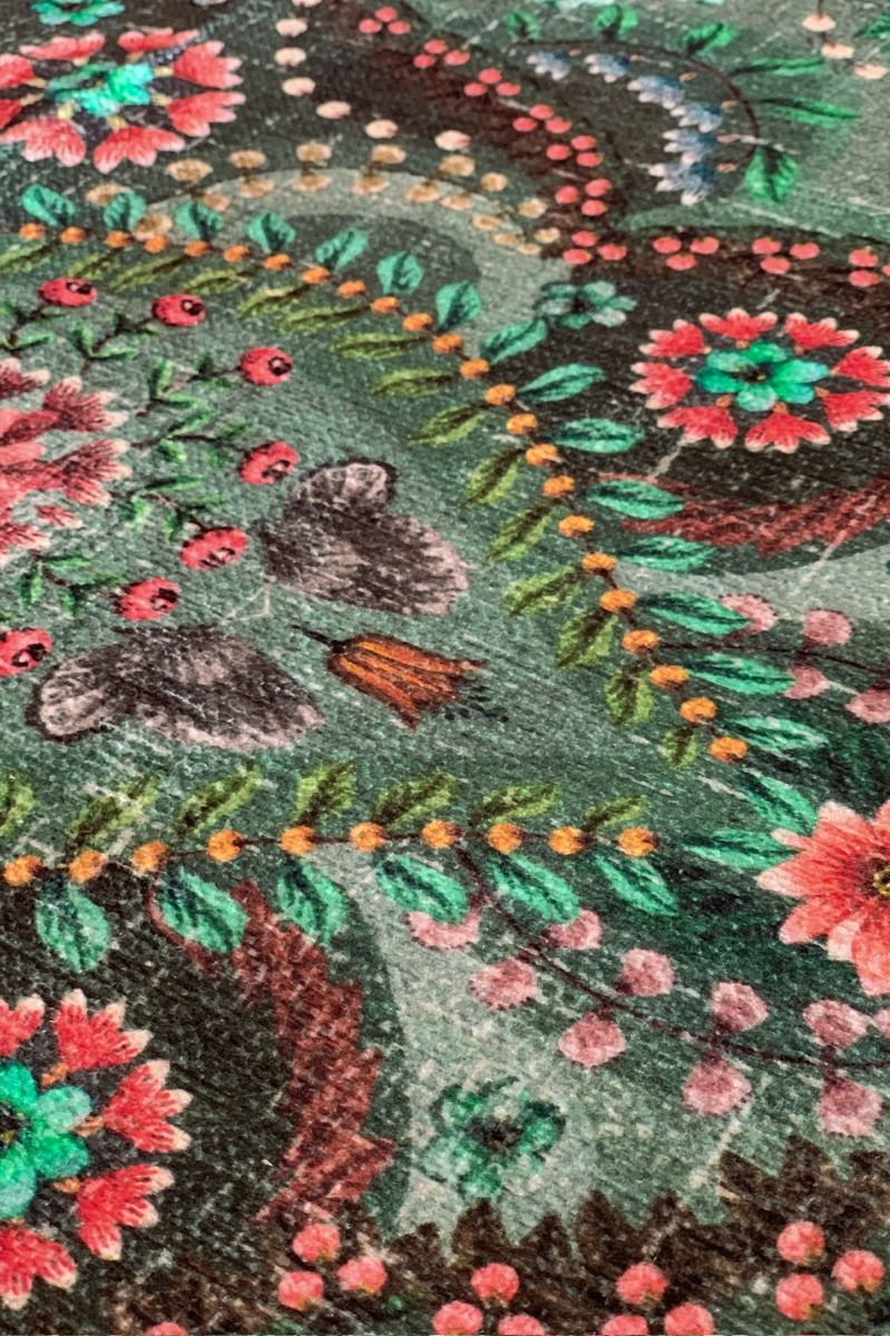 Pip Studio Carpet Moon Delight By Pip Green Pip Studio