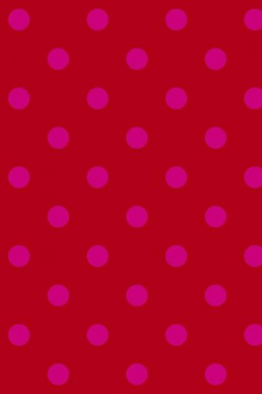 Dots wallpaper red