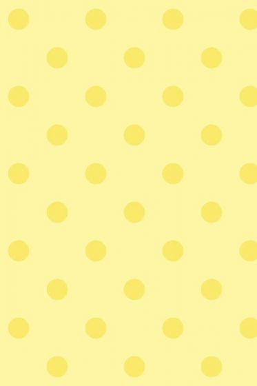Dots wallpaper yellow