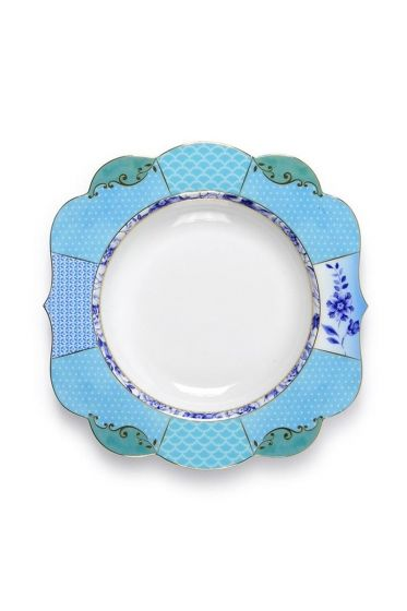 Royal soup plate 23,5 cm multicoloured