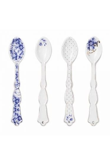 Royal White tea spoons