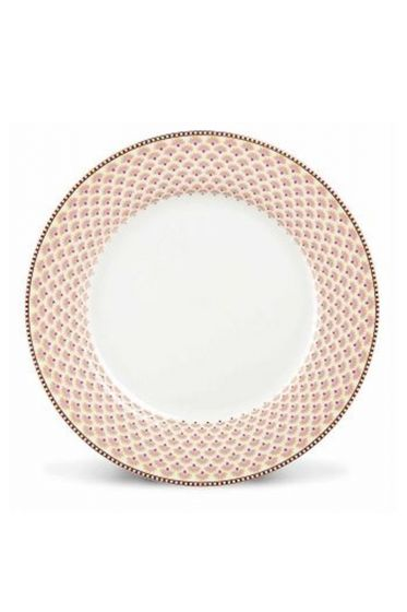 Floral Bloomingtales dinner plate white