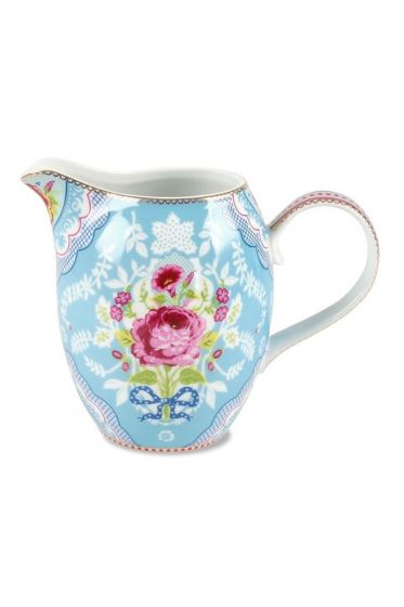 Jug Large blue