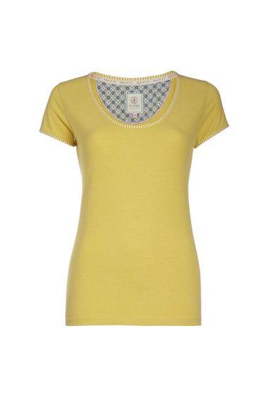 Top Melee Vintage Yellow
