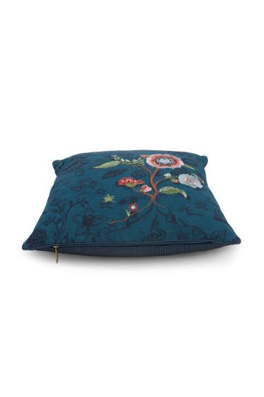 Cushion Spring to Life two-tone Blue