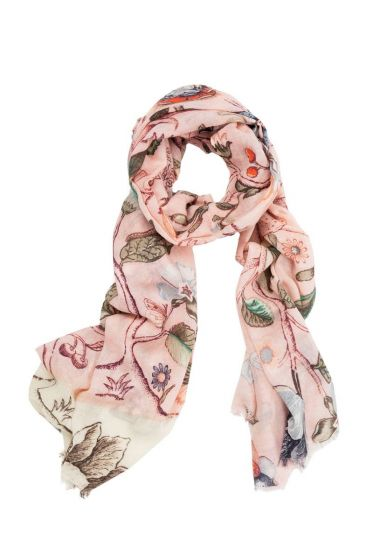 Scarf Spring to Life Pink