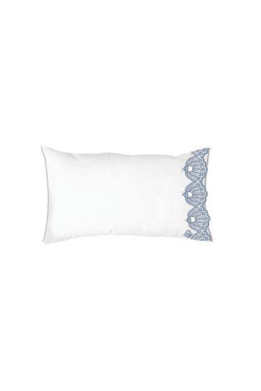Cushion Acorn Rectangle White