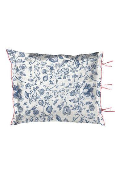 Pillowcase Buttons Up Dark Blue