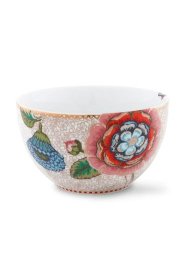 Spring to Life Bowl 12 cm Off White