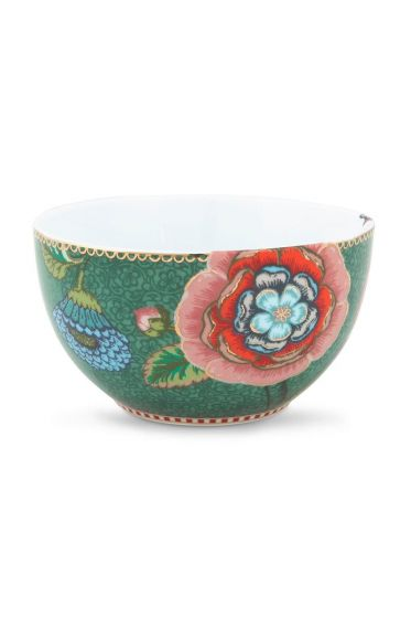 Spring to Life Bowl 12 cm Green