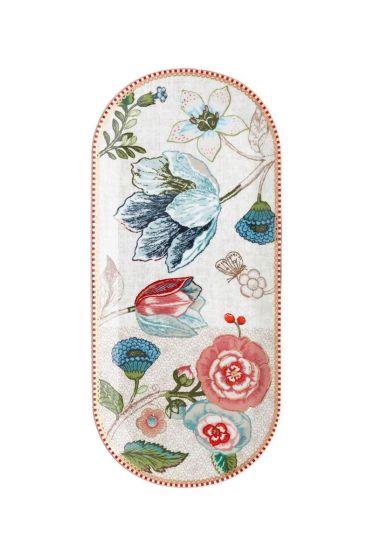 Spring to Life Tortenplatte 34 cm Creme