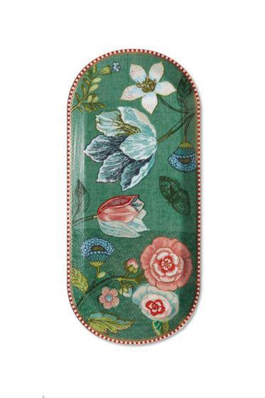 Spring to Life Tortenplatte 34 cm Grün